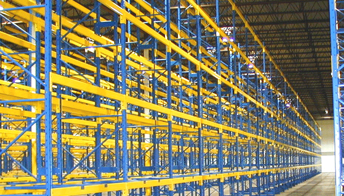 Tcis layout tool Warehouse racking layout software free